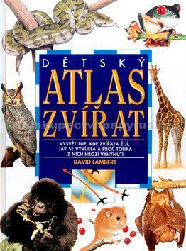 Fortuna Print Dětský atlas zvířat cena od 171 Kč