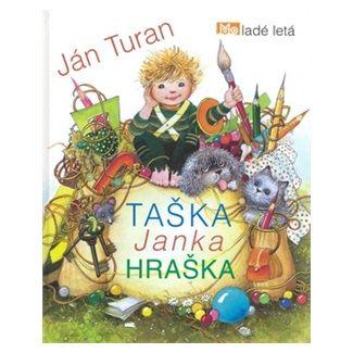 Ján Turan, Viera Kardelisová: Taška Janka Hraška cena od 110 Kč
