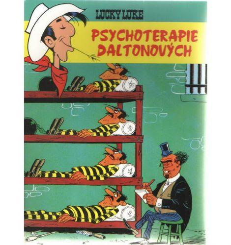 René Goscinny, Morris: Lucky Luke 13 - Psychoterapie Daltonových cena od 79 Kč
