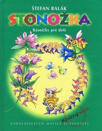Matica slovenská Stonožka cena od 105 Kč