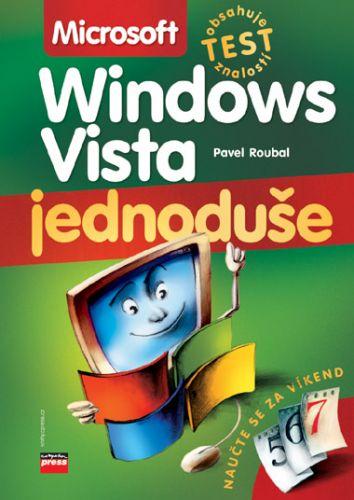 Pavel Roubal: Microsoft Windows Vista cena od 80 Kč