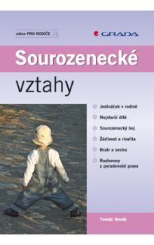 Tomáš Novák: Sourozenecké vztahy cena od 157 Kč