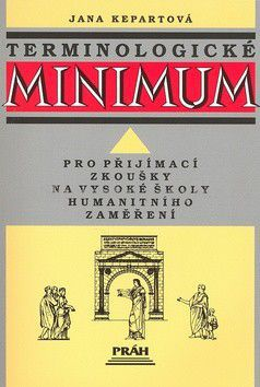 PRÁH Terminologické minimum cena od 0 Kč