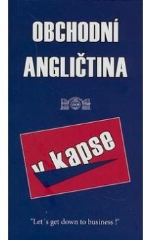Jan Měšťan: Obchodní angličtina v kapse cena od 62 Kč
