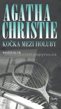 Agatha Christie: Kočka mezi holuby - 1. vydání cena od 199 Kč