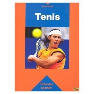 Peter Scholl: Tenis - Kopp - 2. vydání cena od 135 Kč