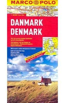 Dánsko 1:300 000 cena od 142 Kč