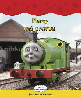 Christopher Awdry: Percy má pravdu - Tomáš a jeho kamaráti cena od 155 Kč