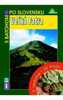 Peter Podolák: Veľká Fatra -  + 3D mapy (6) cena od 126 Kč