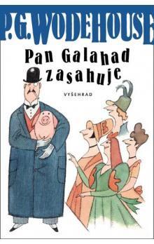Pelham Grenville Wodehouse: Pan Galahad zasahuje cena od 160 Kč