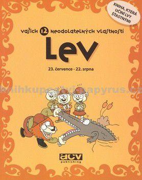 ACV Lev vašich 12 neodolatelných vlastností cena od 121 Kč
