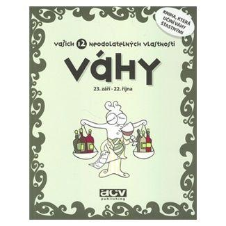 ACV Váhy vašich 12 neodolatelných vlastností cena od 95 Kč