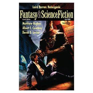 Laird Barron: Fantasy a ScienceFiction Léto 2008 cena od 122 Kč