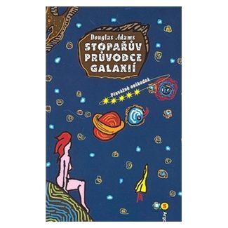Douglas Adams: Stopařův průvodce Galaxií 5 cena od 150 Kč