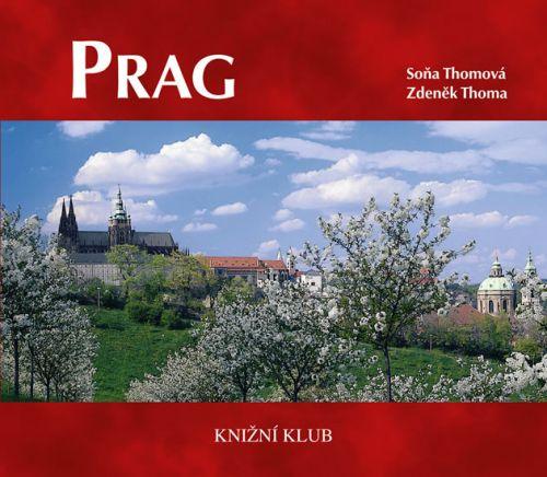 Soňa Thomová, Zdeněk Thoma: Prag + DVD cena od 79 Kč
