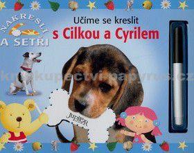Fortuna Libri Učíme se kreslit s Cilkou a Cyrilem cena od 154 Kč