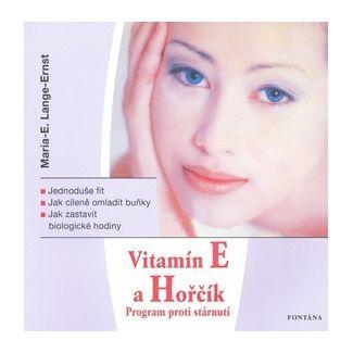 Maria E. Lange-Ernst: Vitamín E a Hořčík cena od 141 Kč