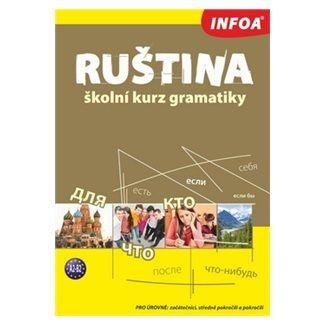 Jana Navrátilová: Ruština - Přehledná gramatika (nové vydání) cena od 88 Kč