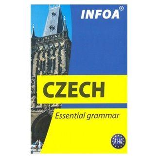 Marie Hádková: Czech - Přehledná gramatika (nové vydání) cena od 110 Kč