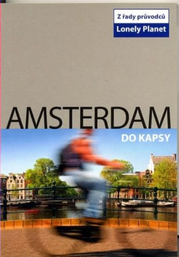 Amsterdam do kapsy cena od 120 Kč