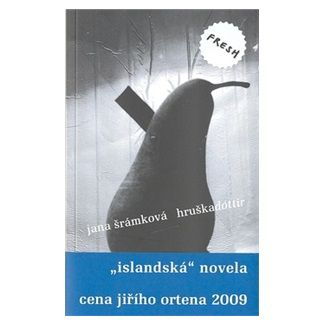 Jana Šrámková: Hruškadóttir cena od 102 Kč