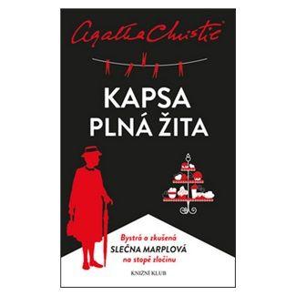 Agatha Christie: Kapsa plná žita cena od 199 Kč