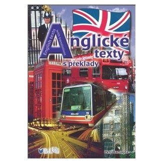 Hamajda Petr: Anglické texty s překlady cena od 131 Kč