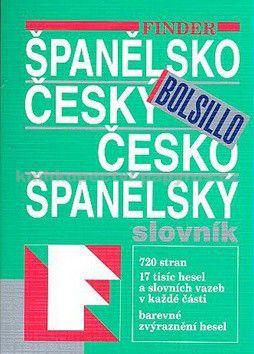 FIN Publishing Španělsko-český česko-španělský slovník Bolsillo cena od 179 Kč