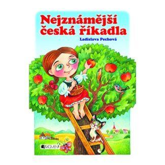 Ladislava Pechová: Nejznámější česká říkadla cena od 96 Kč