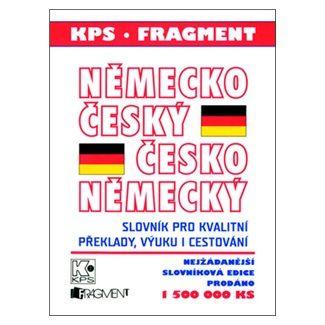 Olga Limburská, Eva Mrázková: Německo-český a česko-německý slovník pro kvalitní překlady, výuku i cestování cena od 112 Kč