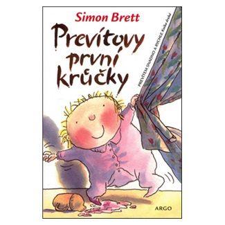 Simon Brett: Prevítovy první krůčky cena od 116 Kč