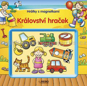Nováková, Jaurisová: Království hraček cena od 137 Kč