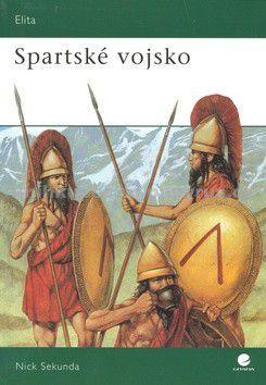 Nicholas Victor Sekunda: Spartské vojsko cena od 75 Kč