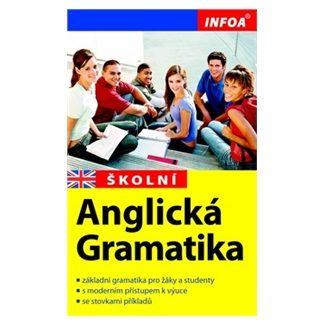 Gary Crabbe: Školní Anglická Gramatika cena od 134 Kč