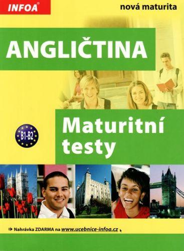 Elzbieta Manko: Angličtina - maturitní testy cena od 99 Kč