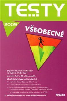 Kolektiv autorů: Testy všeobecné 2009 cena od 117 Kč
