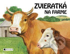 Jiřina Lokerová: Zvieratká na farme cena od 91 Kč