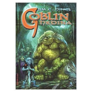 Jim C. Hines: Goblin hrdina cena od 139 Kč