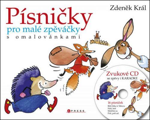 Zdeněk Král: Písničky pro malé zpěváčky cena od 137 Kč