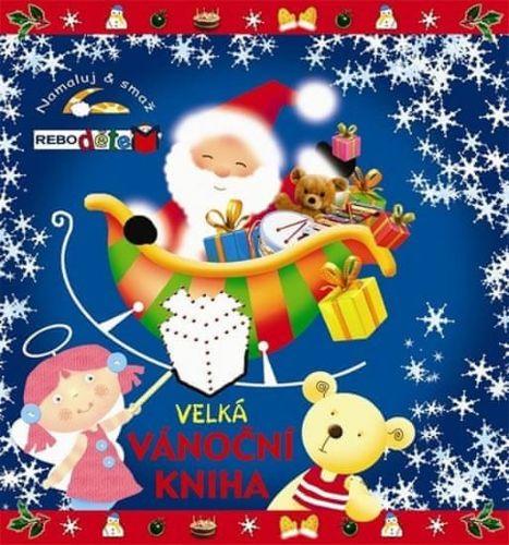 Velká Vánoční kniha cena od 89 Kč