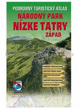VKÚ Národný park Nízke Tatry Západ cena od 49 Kč