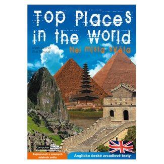 Eva Tinková, Mark Corner: Top Places in the World - Nej místa světa cena od 116 Kč