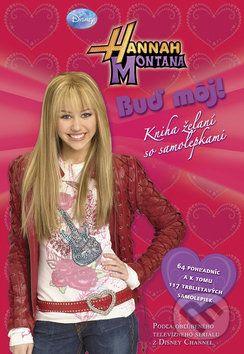 EGMONT Hannah Montana Buď môj! cena od 107 Kč