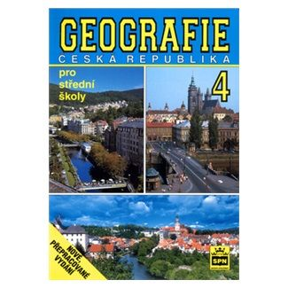Jiří Kastner: Geografie pro střední školy 4 - Česká republika cena od 142 Kč
