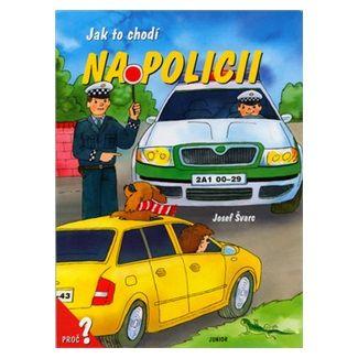 Dana Winklerová: Jak to chodí na policii /leporelo cena od 79 Kč