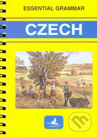 INFOA Essential Grammar CZECH cena od 87 Kč