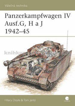 Hilary Louis Doyle: Panzerkampfwagen IV Ausf.G,H a J - 1942-45 cena od 0 Kč