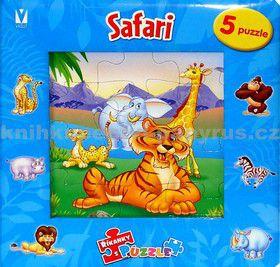 Vašut Safari cena od 178 Kč