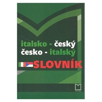 V. Čechová: Italsko-český česko-italský slovník cena od 115 Kč