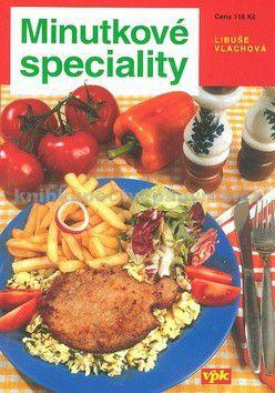 Libuše Vlachová: Minutkové speciality cena od 112 Kč